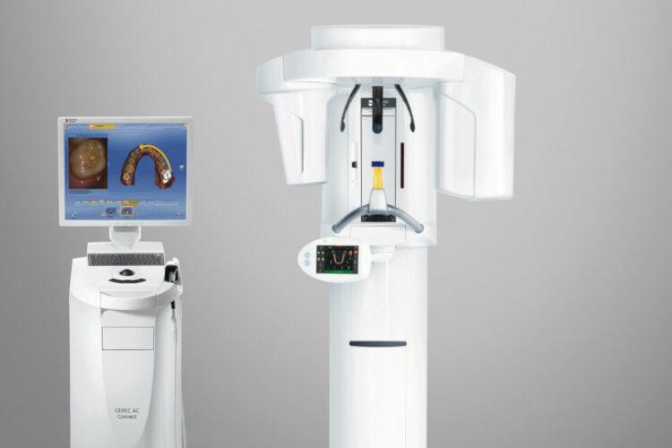 3D Röntgen mit Bildschirm